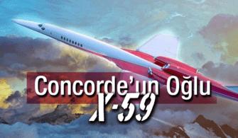 Concorde'un Oğlu X-59