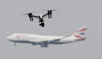İzinsiz Drone Uçurdukları için 2 Kişi Göz Altında!