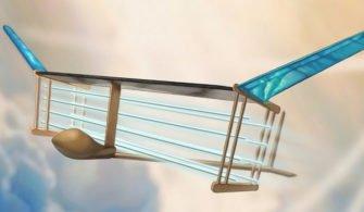 İyon İticilerle Çalışan İlk Uçak Uçmayı Başardı