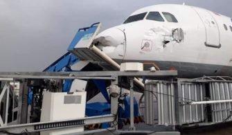 Fotoğraflarla Antalya Havalimanı'nda Son Durum!