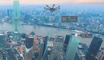Drone Trafiği Yönetim Girişimi Unifly'a 14.6 Milyon Euro Yatırım!