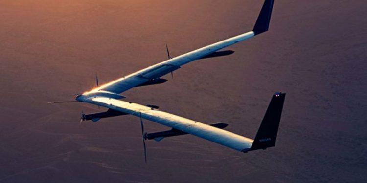 Facebook ve Airbus'ın Ortak Projesi; Zephyr